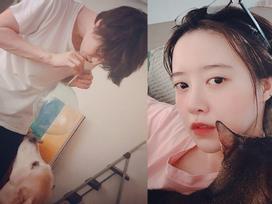 'Nàng cỏ' Goo Hye Sun chia sẻ cuộc sống bình dị bên ông xã