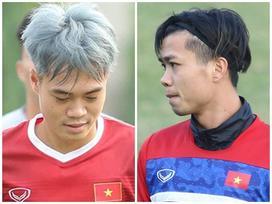 Văn Toàn hay Công Phượng có mái tóc 'chất' nhất tuyển U23 Việt Nam?