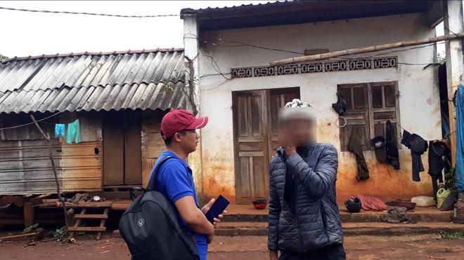 Cả làng bất ngờ khi biết nghi phạm giết người yêu đang mang thai-2