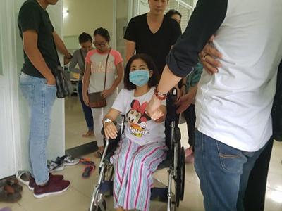 Mai Phương bị ung thư phổi