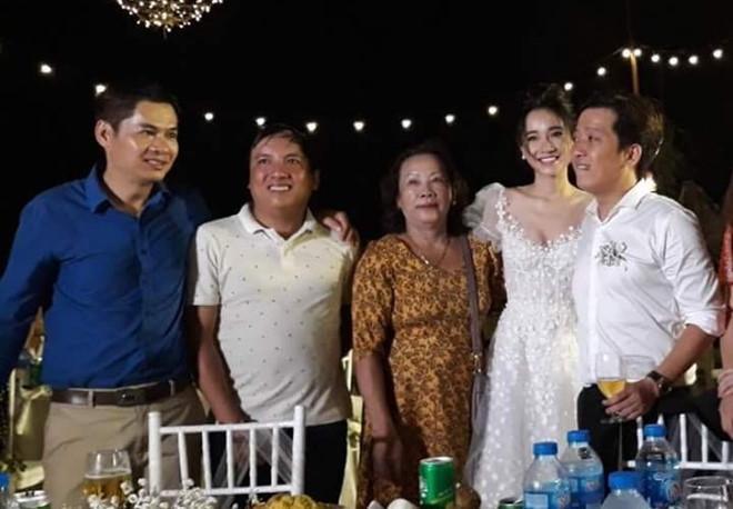 Gia đình Nhã Phương hé lộ danh sách khách mời cho tiệc cưới với Trường Giang-3