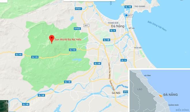Cầu Vàng Đà Nẵng vào top 100 điểm đến tuyệt vời nhất thế giới-2