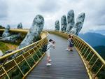 Cầu Vàng Đà Nẵng vào top 100 điểm đến tuyệt vời nhất thế giới