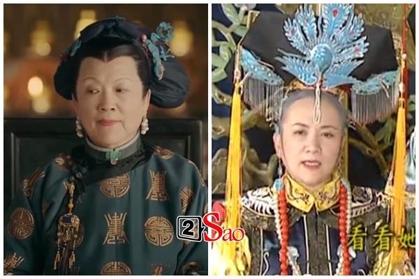 Đều là con của Vu Chính nhưng dàn diễn viên Diên Hi Công Lược và Hoàn Châu Cách Cách ai cũng đòi đẹp hơn mới chịu!-1