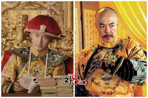 Đều là con của Vu Chính nhưng dàn diễn viên Diên Hi Công Lược và Hoàn Châu Cách Cách ai cũng đòi đẹp hơn mới chịu!-2