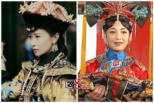 Đều là con của Vu Chính nhưng dàn diễn viên Diên Hi Công Lược và Hoàn Châu Cách Cách ai cũng đòi đẹp hơn mới chịu!-3