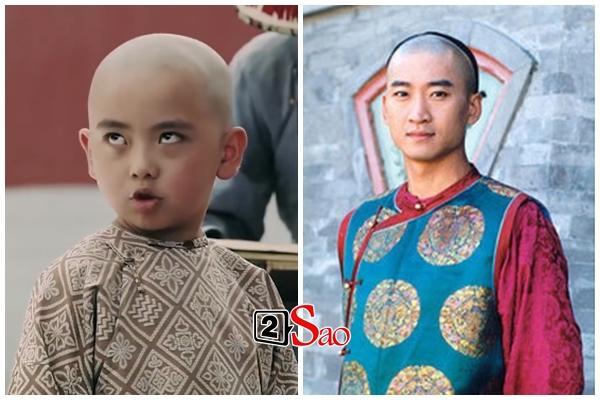 Đều là con của Vu Chính nhưng dàn diễn viên Diên Hi Công Lược và Hoàn Châu Cách Cách ai cũng đòi đẹp hơn mới chịu!-7