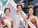 Cận cảnh nhan sắc ít nổi bật và vóc dáng cò hương của Hoa hậu Hong Kong 2018