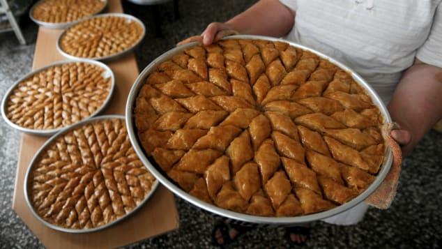 Những món ăn ngon thần sầu tại Syria - đất nước đối đầu với đội tuyển Việt Nam tối nay-4