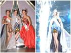 Tân Hoa hậu Hong Kong để lộ nội y phút đăng quang vì mặc váy quá ngắn