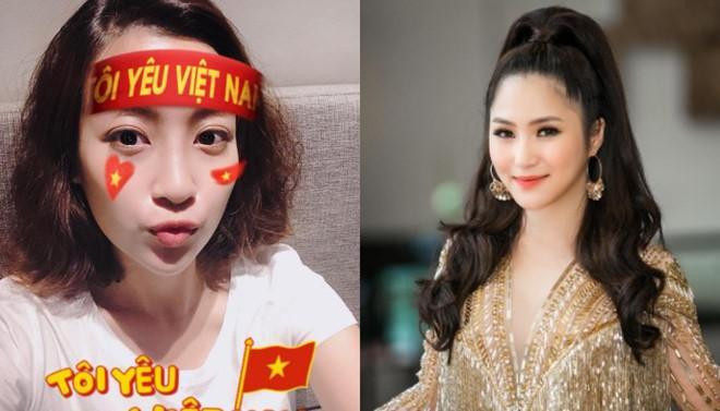 Nghệ sĩ Việt đi bão sau chiến thắng lịch sử của Olympic Việt Nam-3