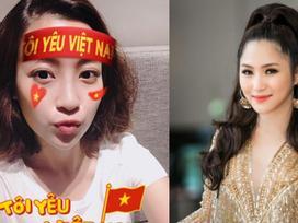 Nghệ sĩ Việt đi 'bão' sau chiến thắng lịch sử của Olympic Việt Nam