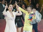 Nhật Kim Anh, Diễm My dừng quay, mừng chiến thắng của Olympic Việt Nam