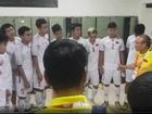 Trước trận đấu sinh tử với Hàn Quốc, HLV Park Hang Seo nhắn nhủ: 'Không phải ngại, chúng ta có thể thắng'