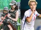 Ghi bàn thắng vàng cho tuyển U23 Việt Nam, Văn Toàn khiến bà mẹ đơn thân Ly Kute phấn khích trao tình cảm