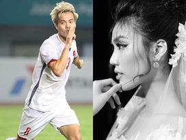 Lan Khuê liên tục đổi tên con vì quá yêu cầu thủ tuyển bóng đá Việt Nam