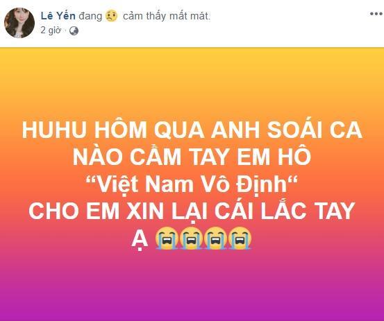 Chiến thắng lịch sử của U23 Việt Nam bao trùm ngôi nhà ảo triệu follow của dàn hot girl - hot boy Việt-6