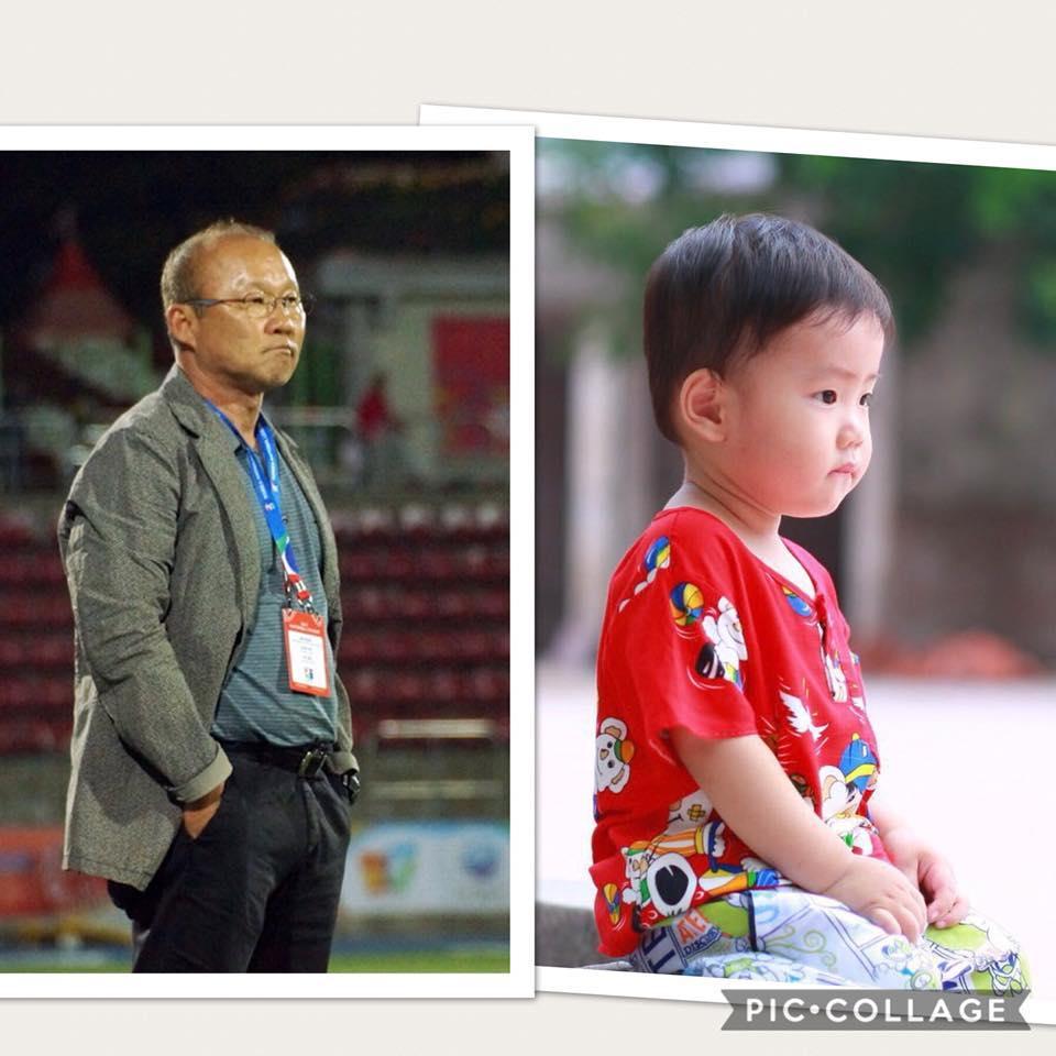 Cậu bé hot nhất mạng xã hội Việt hôm qua khi sở hữu loạt biểu cảm cực giống huấn luyện viên Park Hang Seo-8