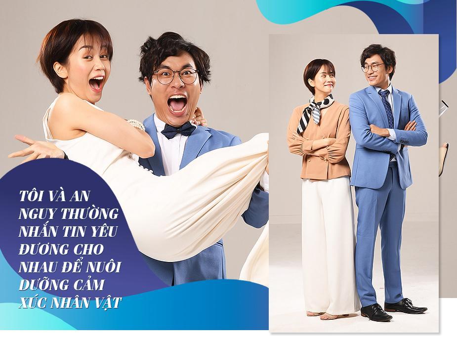 Kiều Minh Tuấn: Nếu người thứ ba xuất hiện và có tình yêu đủ lớn, tôi sẽ lựa chọn-1