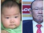 'Bản sao nhí' 10 tháng tuổi của HLV Park Hang Seo gây sốt MXH, hội chị em thi nhau khen lấy khen để-8