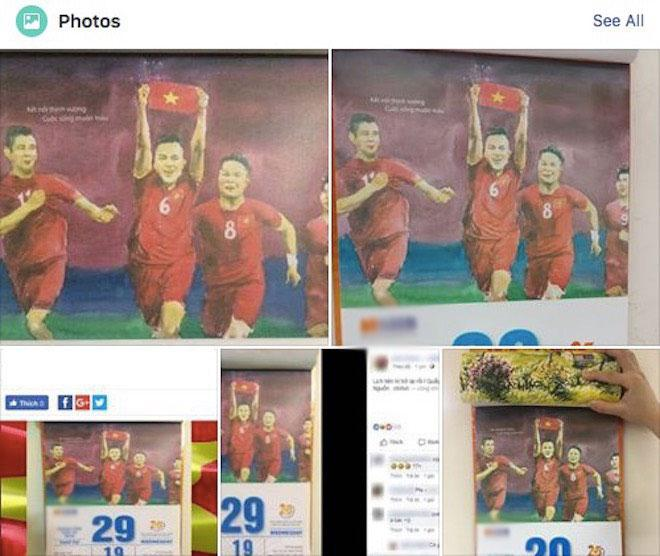 Thực hư lịch tiên tri dự báo lịch sử sẽ lại gọi tên U23 Việt Nam-1