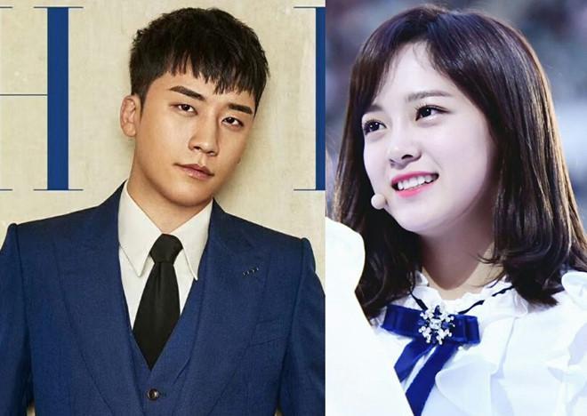 Seungri (Big Bang) bị chỉ trích vì ám chỉ sao nữ trẻ là gái tiếp rượu-1