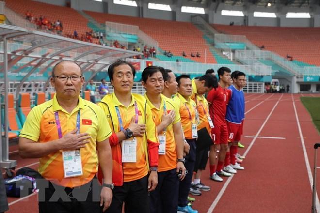 Huấn luyện viên Park Hang-seo nói gì sau trận đối đầu với Hàn Quốc?-1