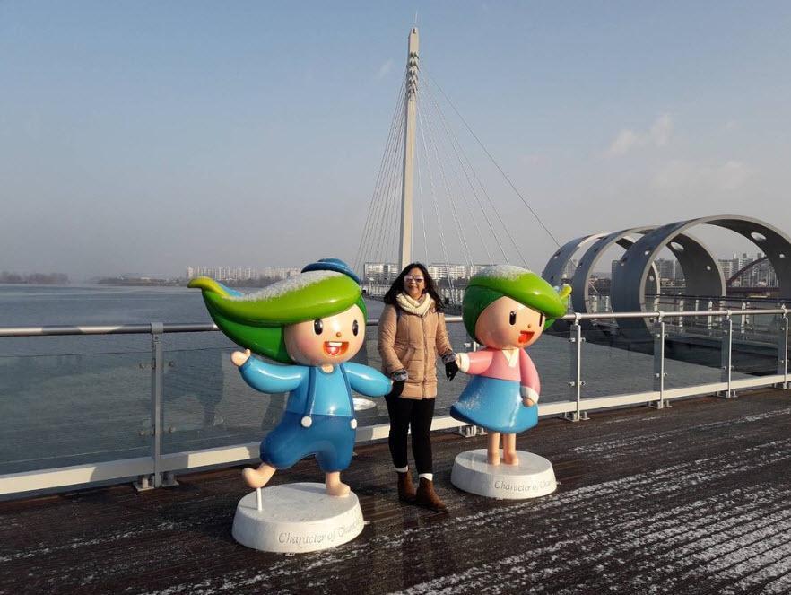 Cảnh thiên nhiên đẹp tuyệt ở nơi Son Heung-min chào đời-3