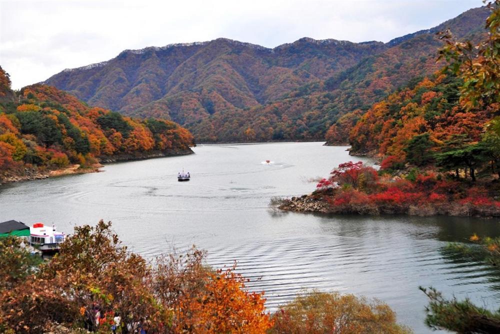 Cảnh thiên nhiên đẹp tuyệt ở nơi Son Heung-min chào đời-4
