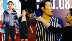 Nắm chặt tay Kiều Minh Tuấn, Cát Phượng khẳng định: 'Chúng tôi vẫn còn yêu nhau'