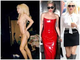 Lady Gaga khiến fan tranh cãi khi chia sẻ ảnh gần như khỏa thân