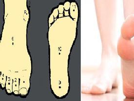 Tướng chân của người phụ nữ phú quý, cứ đi 1 bước là cuộc sống lại giàu có thêm 1 bậc