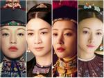 Nhìn phục trang cầu kỳ đến từng chi tiết của Châu Tấn trong đại lễ sắc phong mà thương cả hậu cung Diên Hi Công Lược-25