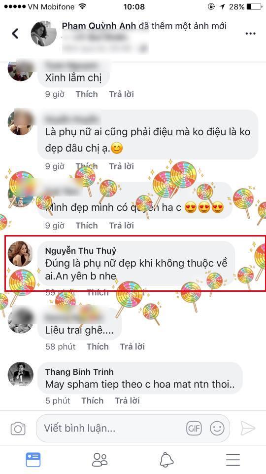 Trước khi Thu Thủy comment dự báo tan vỡ, Phạm Quỳnh Anh - Quang Huy không dưới 3 lần vướng tin đồn ly hôn-3