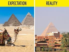 Chuẩn bị tinh thần đi kẻo bạn lại 'vỡ mộng' khi đến các địa điểm nổi tiếng trên thế giới