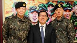 Đâu chỉ Son Heung-min, sao nam Hàn Quốc sợ nhập ngũ như thế nào?