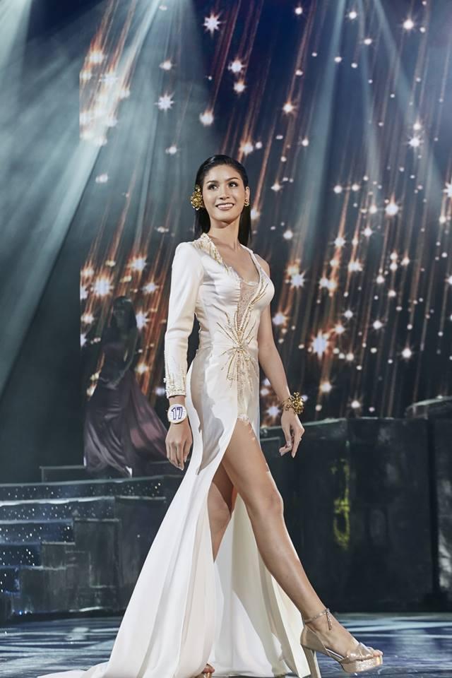 Mặc váy nhái HHen Niê, thí sinh Hoa hậu Chuyển giới Thái Lan 2018 gánh cái kết thảm hại-2