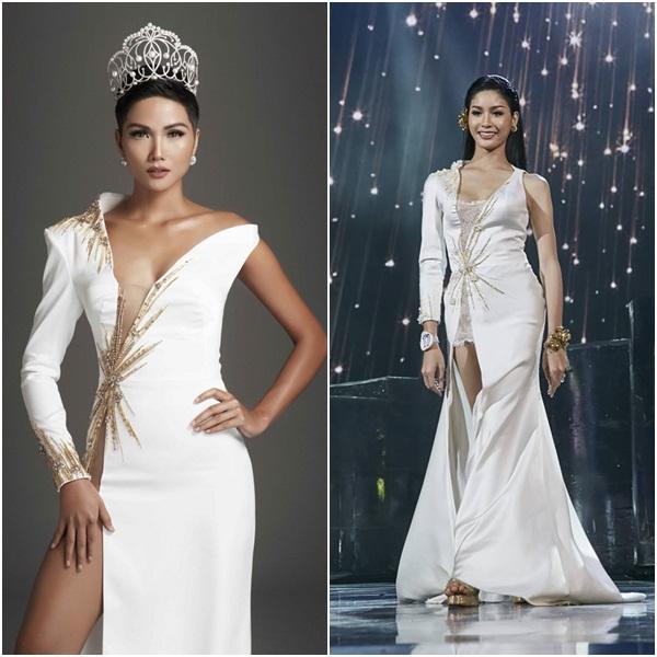 Mặc váy nhái HHen Niê, thí sinh Hoa hậu Chuyển giới Thái Lan 2018 gánh cái kết thảm hại-7