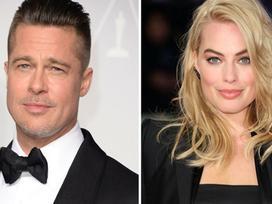 Brad Pitt bị chồng 'quả bom sex' Margot Robbie dằn mặt
