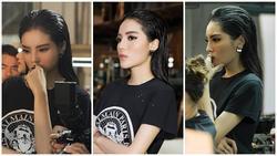 Kỳ Duyên lên tiếng về gương mặt bị chê lúc nào cũng 'hằm hằm sát khí' tại Siêu mẫu Việt Nam 2018