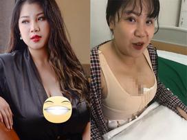 Phẫu thuật 'gọt' xong vòng 1, nữ sinh ngực khủng ở Hải Dương sẽ đi du học Nhật Bản
