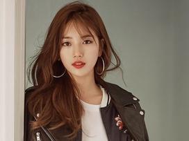 Suzy vượt mặt Kim Tae Hee trong cuộc bình chọn nhan sắc 'đẹp hơn ở ngoài đời thật'