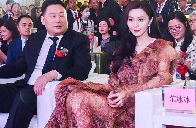Chồng cũ Huỳnh Dịch: Phạm Băng Băng bị bắt ở Vô Tích-1