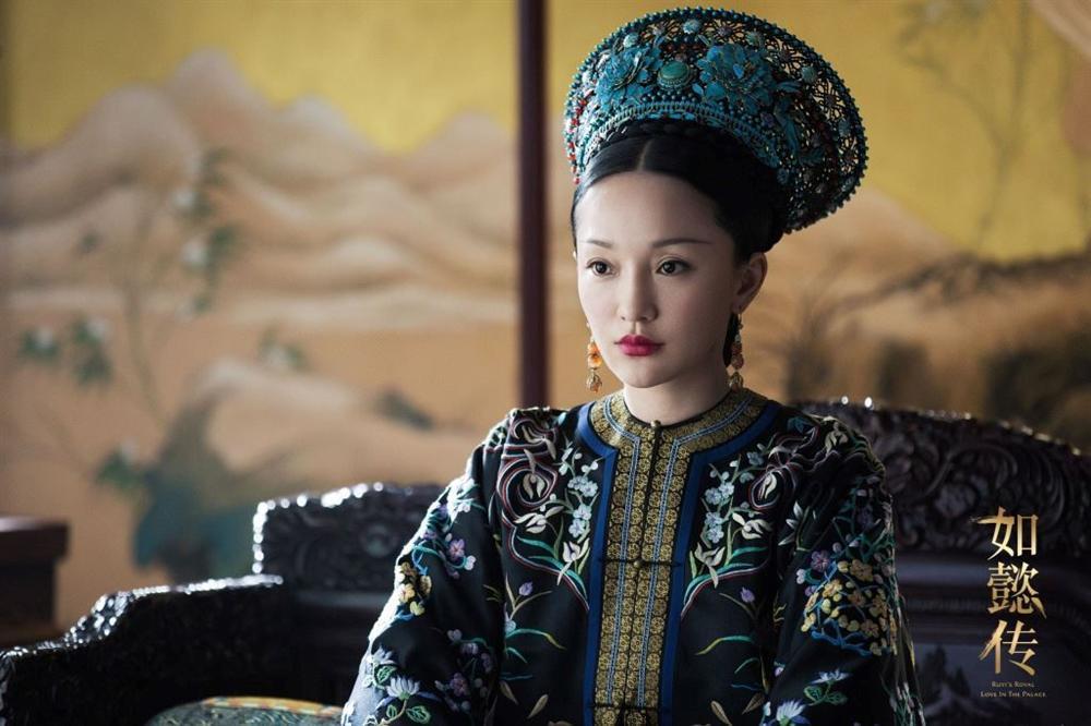 Châu Tấn - nàng thơ của giới thời trang quốc tế-1