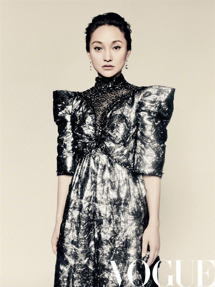 Châu Tấn - nàng thơ của giới thời trang quốc tế-2