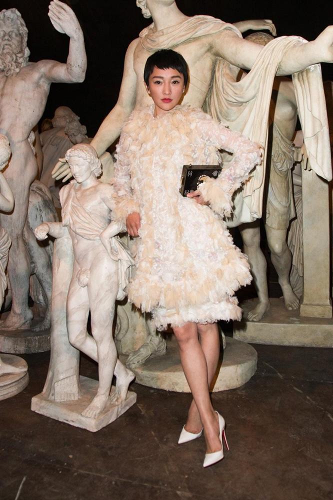 Châu Tấn - nàng thơ của giới thời trang quốc tế-7