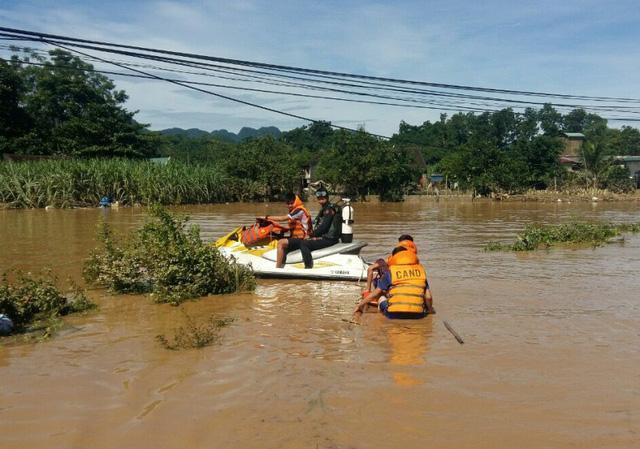 Thanh Hóa: 13 người chết, mất tích do mưa lũ-1