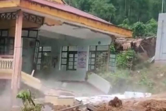 Thanh Hóa: 13 người chết, mất tích do mưa lũ-4