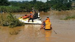 Thanh Hóa: 13 người chết, mất tích do mưa lũ