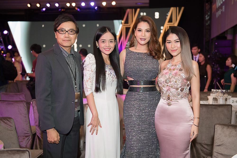 Vai diễn nhiều cảnh nóng của Ngọc Thanh Tâm được xướng tên tại giải thưởng điện ảnh quốc tế-2